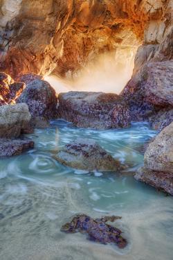 Dynamic Cove - Big Sur by Vincent James