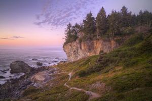 End of the Day at Patrick's Point, California Coast by Vincent James