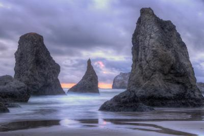 Ethereal Bandon Seascape, Oregon Coast by Vincent James