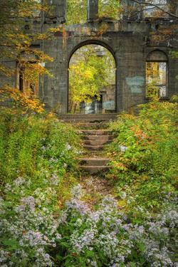 Hotel Abandon, Catskill Mountains by Vincent James