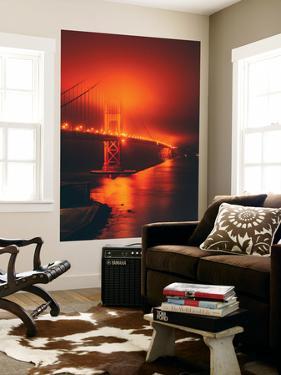 Into The Mystic, Golden Gate Bridge, San Francisco by Vincent James