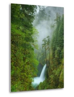 Metlako Falls and Mist by Vincent James