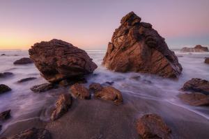 Sonoma Coast Morning Seascape by Vincent James