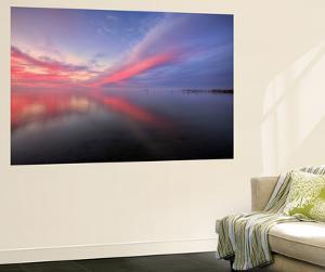 Sunset Bay Design at San Pablo Pier, Bay Area by Vincent James