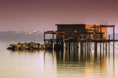 Tahoe Pier by Vincent James
