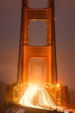 The Mouth of the Golden Gate - San Francisco by Vincent James