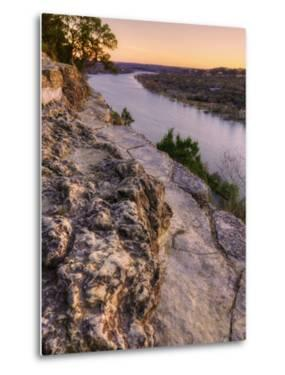 View from Mount Bonnell at Sunset by Vincent James
