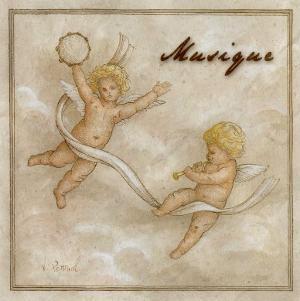 Anges Musique by Vincent Perriol