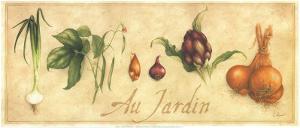 Au Jardin by Vincent Perriol