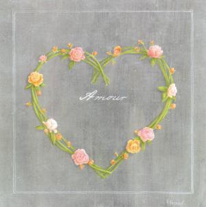 Cœur Amour by Vincent Perriol