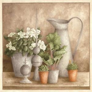 Pot a Eau et Fleurs by Vincent Perriol