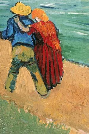 A Pair of Lovers, Arles, 1888 by Vincent van Gogh