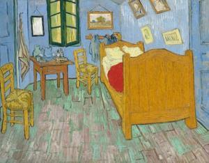 Bedroom in Arles by Vincent van Gogh