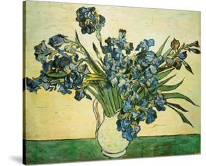 Bouquet of Irises by Vincent van Gogh