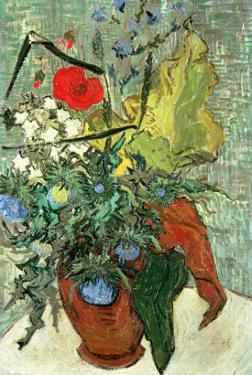 Bouquet of Wild Flowers by Vincent van Gogh