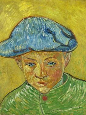 Camille Roulin by Vincent van Gogh