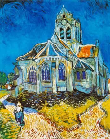 Church at Auvers, c.1894