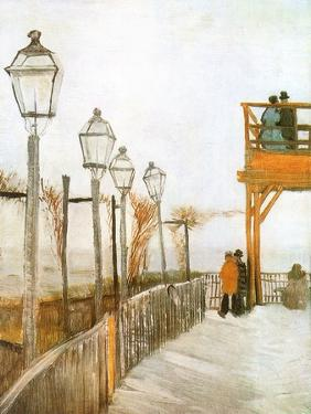 Enjoying the View, 1886 by Vincent van Gogh