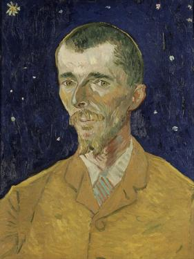Eugène Boch, 1888 by Vincent van Gogh