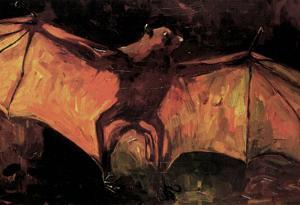Vincent Van Gogh Flying Fox Art Print Poster