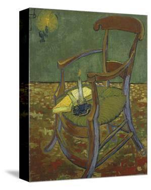 Gauguin's Chair, 1888 by Vincent van Gogh