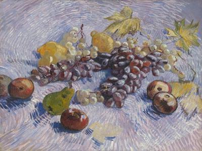 Grapes, Lemons, Pears, and Apples, 1887 by Vincent van Gogh