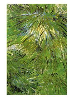 Grass by Vincent van Gogh