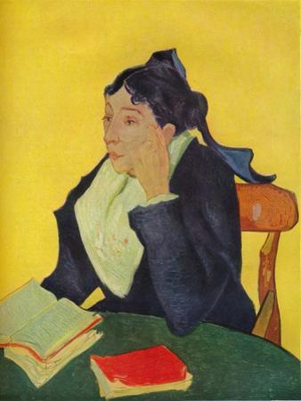 'L'Arlesienne', c1888 by Vincent van Gogh