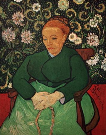 La Berceuse by Vincent van Gogh