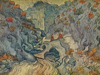 'Le Ravin', 1889 by Vincent van Gogh