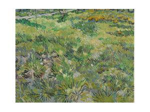 Long Grass with Butterflies, 1890 by Vincent van Gogh