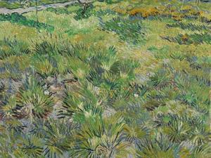 Long Grass with Butterflies, 1890 by Vincent van Gogh