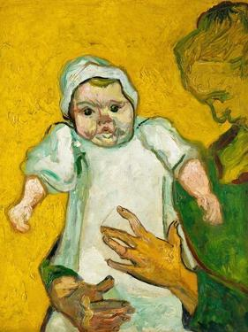 Madame Roulin and Her Baby by Vincent van Gogh