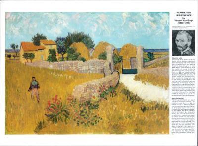 Masterworks of Art - Farmhouse