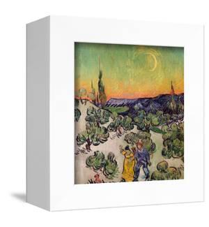 Moonlit Landscape, c.1889 by Vincent van Gogh