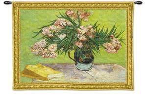 Oleanders by Vincent van Gogh