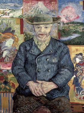 Père Tanguy (Father Tanguy) by Vincent van Gogh