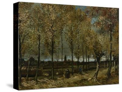 Poplars Near Nuenen, 1885 by Vincent van Gogh