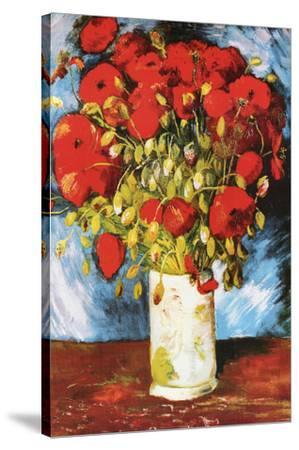 Vincent Van Gogh Poppies Art Print Poster