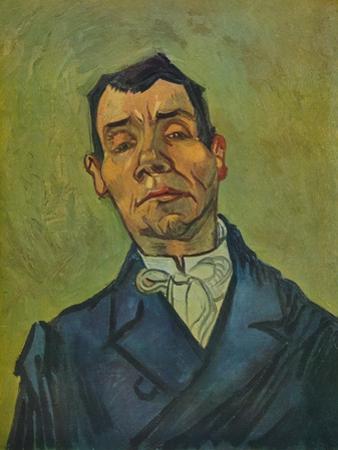 'Portrait D'Acteur', 1888 by Vincent van Gogh