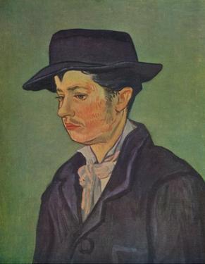 'Portrait D'Armand Roulin', 1888 by Vincent van Gogh