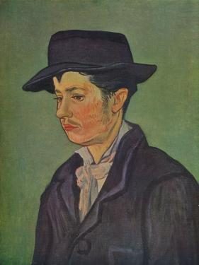 'Portrait D'Armand Roulin', 1888 by Vincent van Gogh