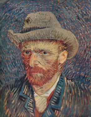 'Portrait De L'Artiste', 1887 by Vincent van Gogh