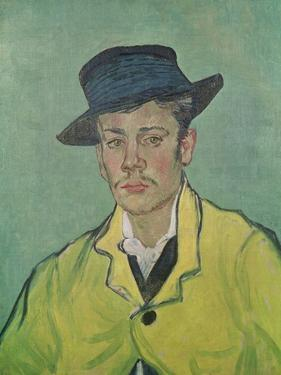 Portrait of Armand Roulin, c.1888 by Vincent van Gogh