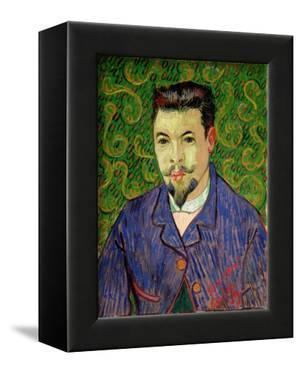 Portrait of Dr. Felix Rey, c.1889 by Vincent van Gogh
