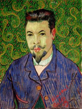 Portrait of Dr. Felix Rey, c.1889 by Vincent van Gogh
