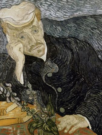 Portrait of Dr. Gachet by Vincent van Gogh