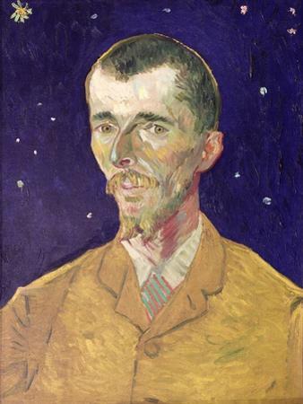 Portrait of Eugene Boch (1855-1941) 1888 by Vincent van Gogh