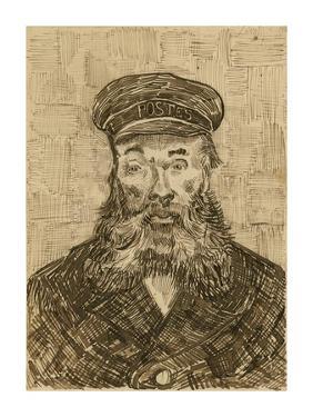 Portrait of Joseph-Étienne Roulin by Vincent van Gogh
