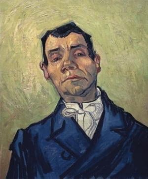 Portrait of Man by Vincent van Gogh